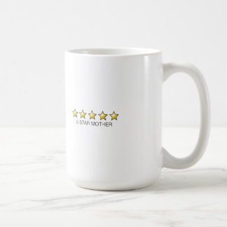 5 Star Mother - Mother's Day Gifts Coffee Mug