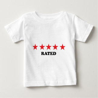 5 star rated egoist baby T-Shirt