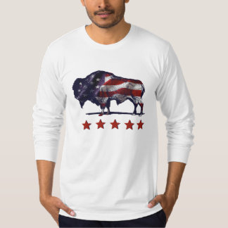 5 stars Buffalo T-Shirt