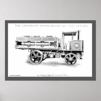 5 Ton Steam Tip-wagon Print