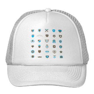 5 TRUCKER HAT