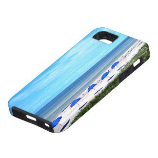 5 Umbrellas iPhone SE/5/5s Case