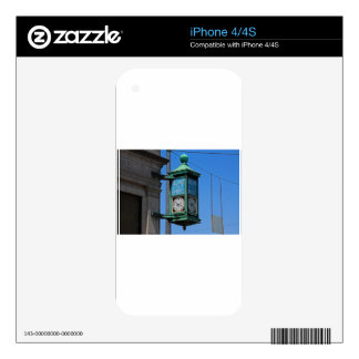 5 Village of Elmore Clock-horizontal.JPG Decals For The iPhone 4S