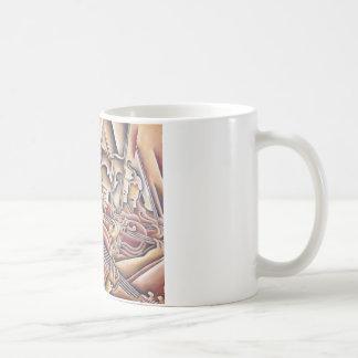 5 Violins Classic White Coffee Mug