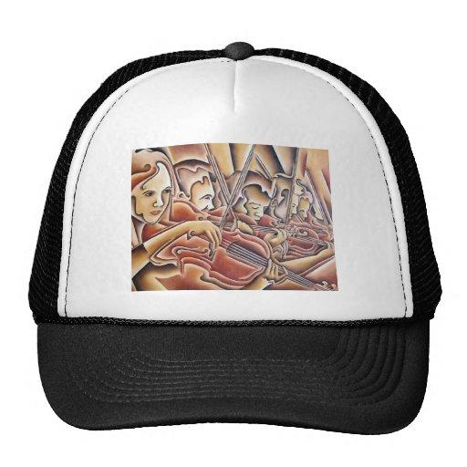 5 Violins Trucker Hat