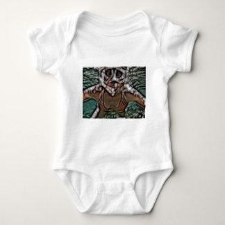 5 - Web Crawler Baby Bodysuit