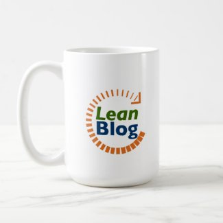 5 Whys Parody Mug - Lean Blog