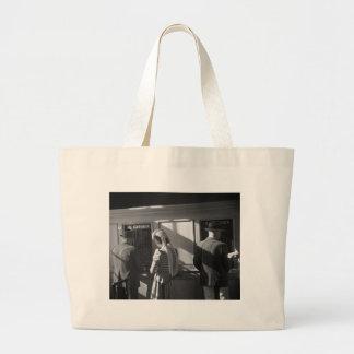 $5 Window, Hialeah Park, 1939 Jumbo Tote Bag