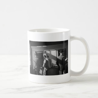 $5 Window, Hialeah Park, 1939 Coffee Mug