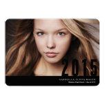 "5 x 7 2015 | Graduation Party Invitation 5"" X 7"" Invitation Card"