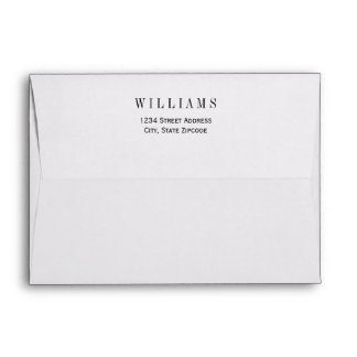Printed & Mailing Envelopes | Zazzle