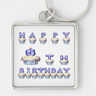 5 Years Old Keychain