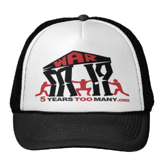5 Years Too Many Hat