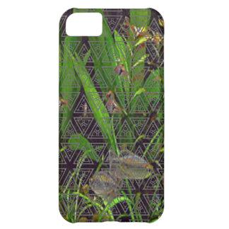5c  aquarium pattern iPhone 5C cover