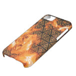 5c fire  pattern case for iPhone 5C