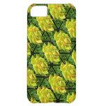 5c rose  pattern iPhone 5C cases