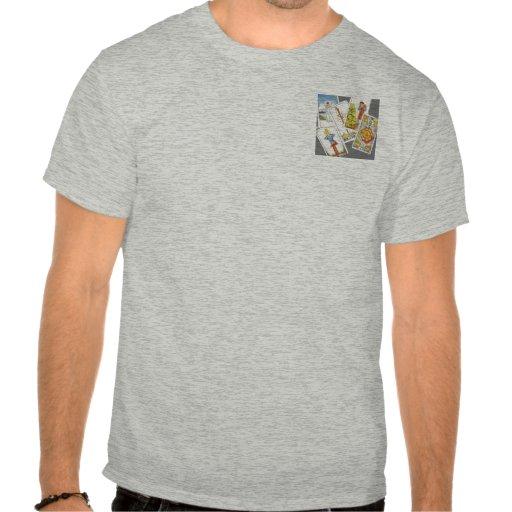5CardReading - Modificado para requisitos particul Camiseta