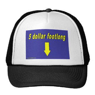 5dollar trucker hat