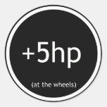 +5HP STICKER