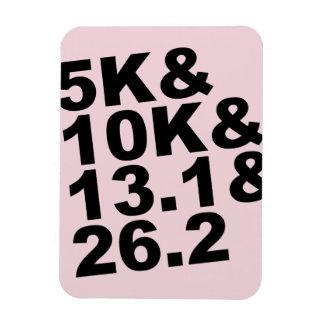 5K&10K&13.1&26.2 (blk) Magnet