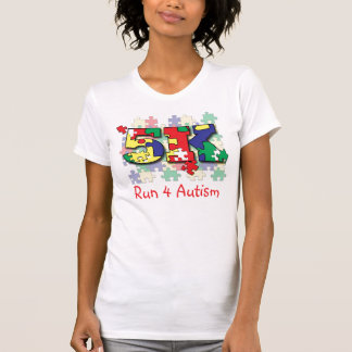 5K for Autism T-Shirt