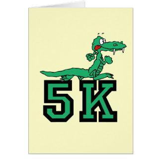 5K gator Card
