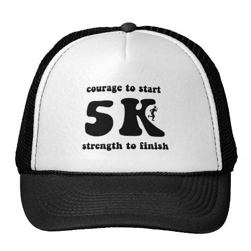 5K inspirado Gorra