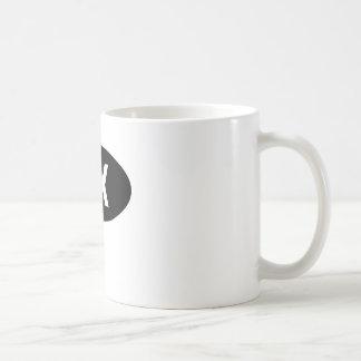 5K Oval Coffee Mug