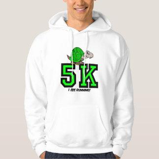 5K runner Hoodie