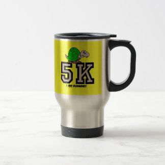 5K runner Mugs
