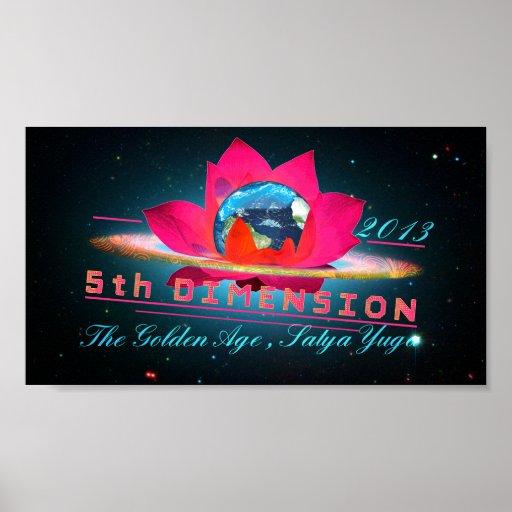 5ta dimensión - poster