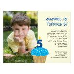 5ta invitación de la fiesta de cumpleaños de la ma