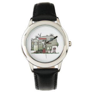 5ta rueda de alta tecnología relojes de pulsera