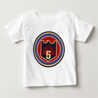 5th Air Wing patch Baby T-Shirt