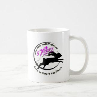 5th Anniversary Logo Coffee Mug