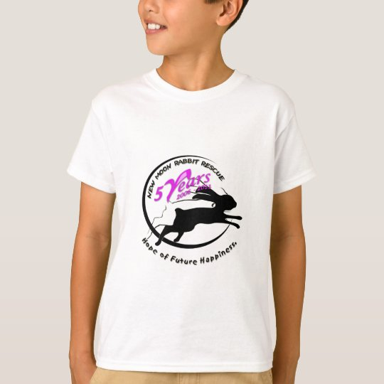 5th Anniversary Logo T-Shirt