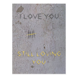 5th anniversary postcard