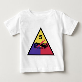 5th Armored Division Baby T-Shirt