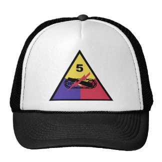5th Armored Division Trucker Hat