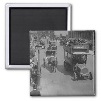 5th Avenue - New York 2 Inch Square Magnet