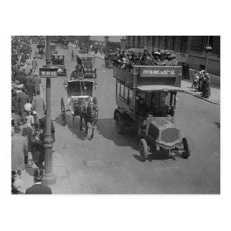 5th Avenue - New York Postcard