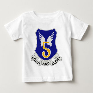 5th Aviation Regiment - Acute And Alert Baby T-Shirt