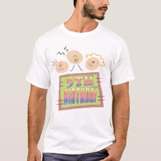 5th Birthday Gifts T Shirt