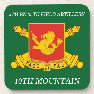 5TH BN 25TH FIELD ARTILLERY 10TH MOUNTAIN COASTERS