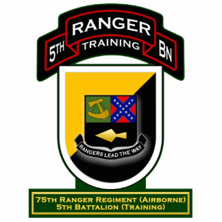 5th Bn - Training, 75th Ranger Rgt - Airborne 1 Cutout