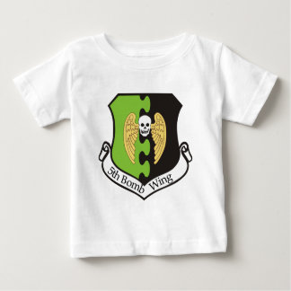 5th Bomb Wing Baby T-Shirt