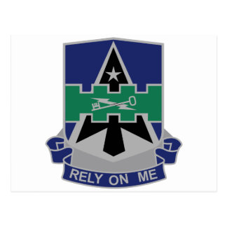5th Brigade Combat Team 1st Armored Division Post Card
