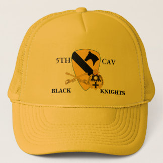 5TH CAVALRY REGT 1ST CAVALRY DIV HAT