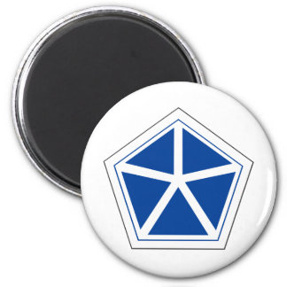 5th Corps 2 Inch Round Magnet