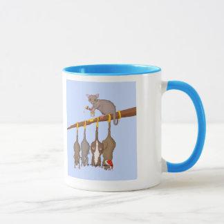5th Day of Christmas (5 Golden Rings)  Mug